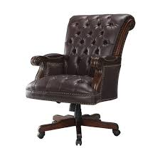 coaster office chairs traditional executive chair in burdy