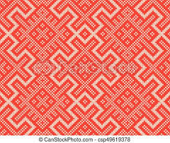 christmas sweater print background. Fine Christmas Seamless Red Knitting Background Abstract Nordic Sweater Ornament   Csp49619378 To Christmas Print Background B