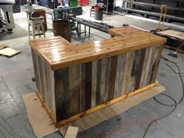 diy wood bar. Alluring Homemade Bar Table With Diy Wood Man Cave Pallet Free Plans Pallets Y
