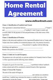 Tenant agrees to pay landlord a sum of $50 as rent on every 1st of every month before 5.00pm. Home Rental Agreement Pdf And Word Sample Contracts