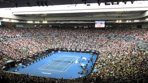Australian Open Seating Guide Championship Tennis Tours