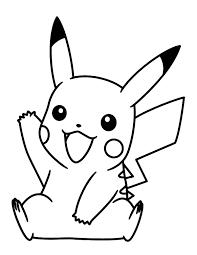 Bộ Tranh Tô Màu Pokemon Sinh Động