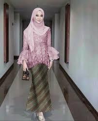 Inspirasi modis pembahasan kebaya modern tentang 44+ ide terkini kebaya modern hijab duyung adalah : 16 Trend Masa Kini Kebaya Modern Duyung