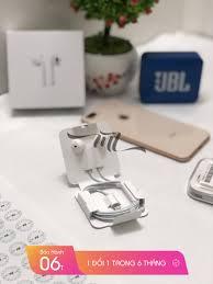 Tai Nghe Iphone X Zin Bóc Máy - Bảo Hành 1 đổi 1