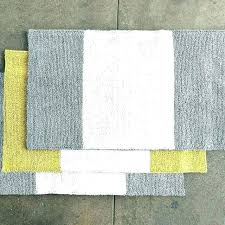 yellow and gray bathroom rug yellow gray bathroom rugs gray bathroom rugs grey and yellow bathroom