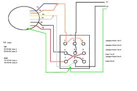 wiring diagram reversible single phase motor wiring diagram 3 phase motor wiring diagram 12 leads at Motor Wiring Diagram