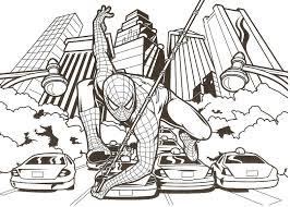 Spiderman 7 Coloriage Spiderman Coloriages Pour Enfants