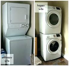 washer dryer stands platform dimensions stand woodworking plans riser diy