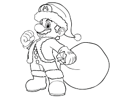Super Mario Coloring Pages Free Online Galaxy 2 Printable For Kids