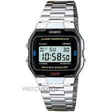 men s casio classic leisure alarm chronograph watch a163wa 1qes mens casio classic leisure alarm chronograph watch a163wa 1qes
