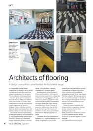 Carpet Design Competition 2017 Interiors Monthly April 2017 By Joanne Paull Issuu