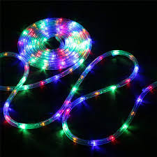 What To Do With Rope Lights Details About Bebrant Led Rope Lights Christmas String Lights Battery Operated 40ft 120 Leds 8