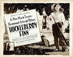 huckleberry finn george hunka huckleberry finn on film middot finn poster