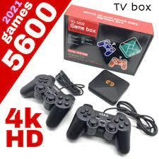 Máy chơi gamer điện tử game box xs-5600 trò chơi 3d, máy chơi game 4