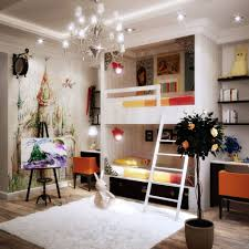 Loft Bed Bedroom Chic Space Saver Themed Childrens Beds Bedroom Design With Compact