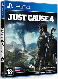 <b>Игра для приставки Sony</b> PS4 Just Cause 4 Стандартное издание