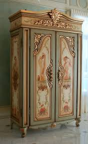 french antique hand carved armoire. Stylish Wardrobe Drawings Francesco Molon French Italian Country. | Painted Furniture Pinterest Armoires, Vintage Armoire And Wardrobes Antique Hand Carved L
