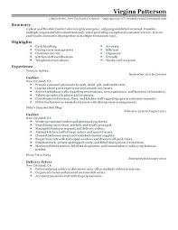 Pizza Delivery Resumes Pizza Delivery Driver Resume Sample Pizza Delivery Driver