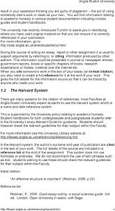 Guide To The Harvard Style Of Referencing Fifth Edition Pdf