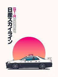 Check spelling or type a new query. R34 Gt R Portrait Japanese Police Digital Art By Organic Synthesis