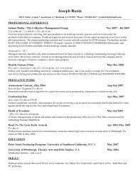 Computer Skills Resume Sample Resume Badak Resume For Study