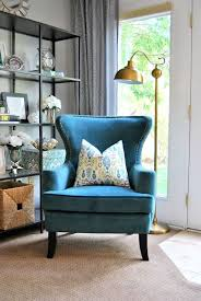 teal color accent chairs imposing attractive blue chair with best 25 decorating ideas 29
