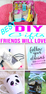 best diy gifts for friends easy and gift ideas to make for birthdays