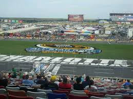Lowes Speedway Seating Chart Charlotte Motor Speedway Section General Motors E Row 38