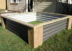 corrugated metal raised garden beds. Corrugated Raised Garden Bed Metal Beds S