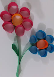 Flower Paper Craft Art Class Clients Pinterest Paper Crafts