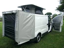 full image for awning for vans full size of cer with rear door supported iris inflatable