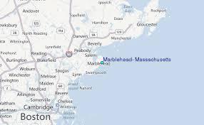Marblehead Massachusetts Tide Station Location Guide
