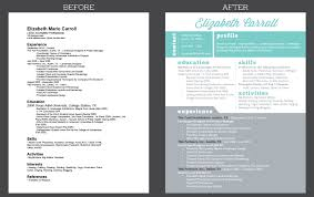 Resume Design – Helmink Printing