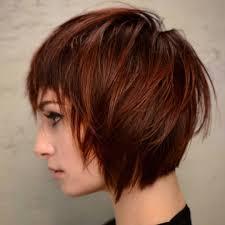 30 Trendige Kurze Frisuren F R Dicke Haare Frisuren Frisur Haar