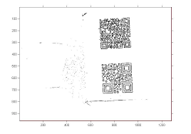 qr detect how to recognize qr code pattern in a binary image matlab