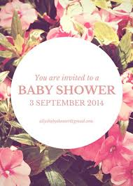 Free Baby Shower Invitations Printable Customize 832 Baby Shower Invitation Templates Online Canva