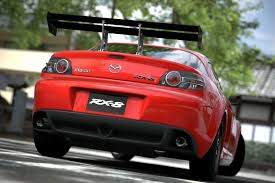 mazda rx8 modified red. red mazda rx8 background rx8 modified