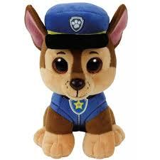 <b>Мягкая игрушка TY Beanie</b> Boo's Собачка Чейз 15 см