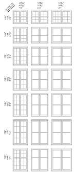 Andersen Window Sizes Chart Andersen Egress Window Efeservicios Co