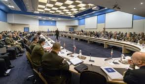 u s department of > photos > photo essays > essay view military leaders from nato nations participate in the nato military committee and chiefs of meeting