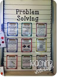 best math problem solving images teaching ideas problem solving posters to help students word problems perfect for singapore math