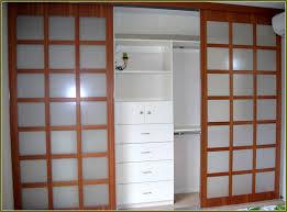shoji closet doors sliding home depot design