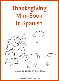 Small Picture Thanksgiving Coloring Pages In Spanish Color By Numbers Spanish