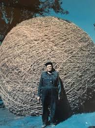 Minnesota's Biggest Ball of Twine put a tiny town on the map