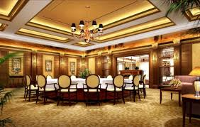 luxury dining room. China Luxury Dining Room With Large Table