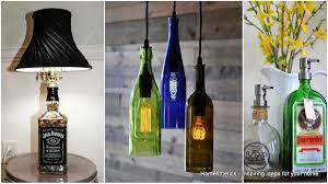 17 Outstanding Ways To Reuse Glass Bottles - Homesthetics ...