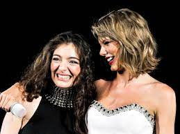 """Lorde: Hanging With Taylor Swift """"Is ..."""