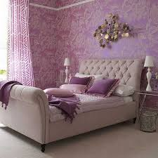 How To Decorate A Bedroom With Purple Walls Adorable Purple Bedrooms Ideas Painting
