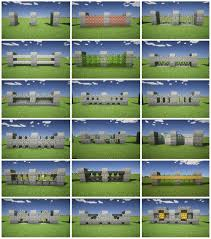 minecraft fence recipe. Minecraft Fence Design Recipe