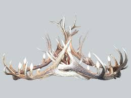 real deer antler chandelier for long ridge elk chandelier elk antler chandelier kit mule deer antler chandelier